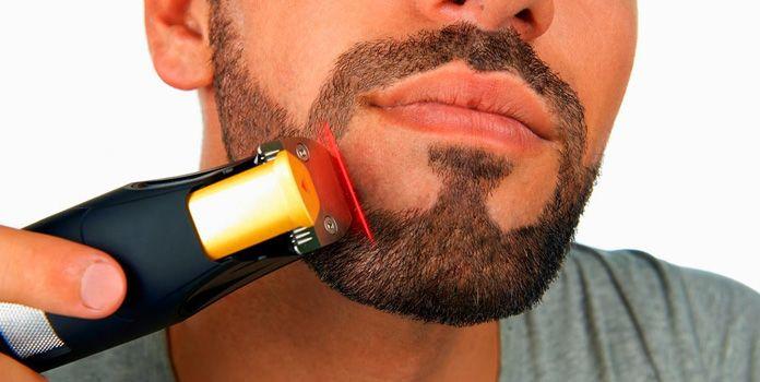 Тример для бороды - на день Святого Валентина