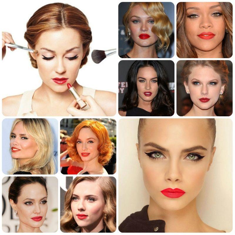 Специфический макияж особенности