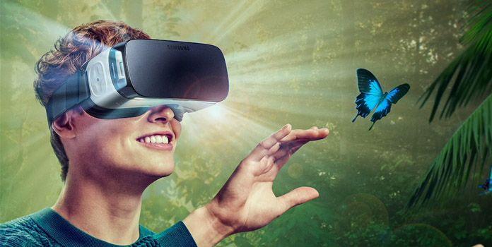 Просмотр виртуальной реальности