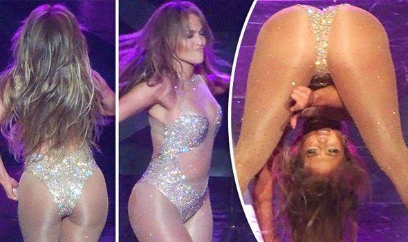 Смотреть лопец устроила порношоу на сцене