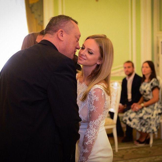 Милана тюльпанова свадьба фото