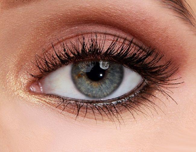 0775e32b305f5d01e2afac9656957c95 Правила макияжа для серых глаз