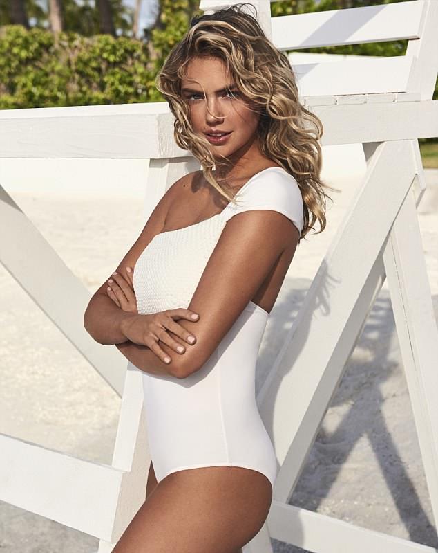 Худышка против пышки: фигура в купальнике у Кейт Аптон явно провокационнее, чем у Эшли Грэм новые фото
