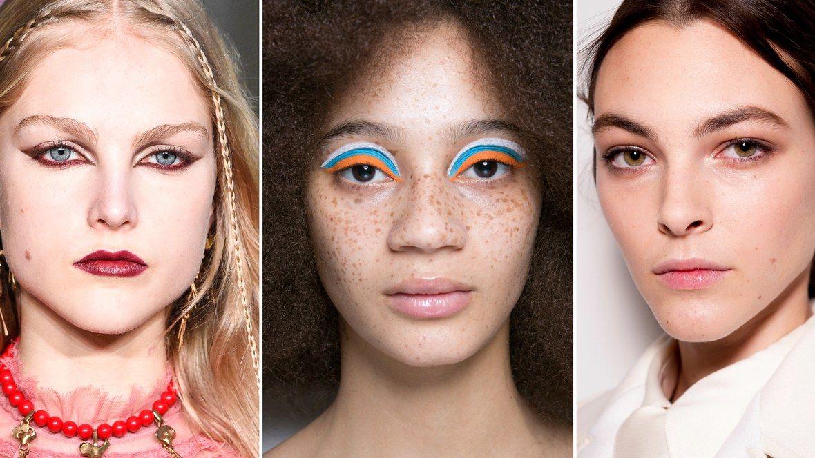 Ведущие визажисты модных показов рассказали о главных трендах весеннего макияжа изоражения