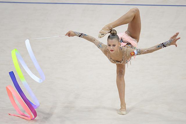 СМИ: Художественная гимнастка Александра Солдатова хотела покончить с собой