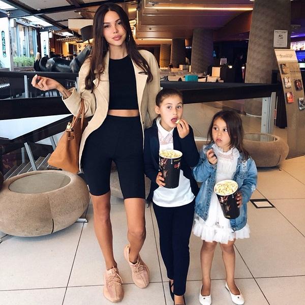 Оксана Самойлова нарушила молчание после семейного скандала