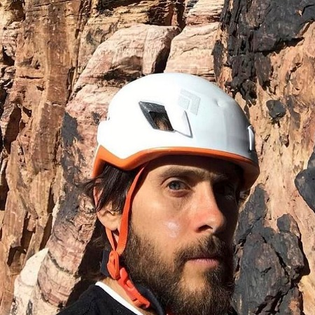 Джаред Лето рассказал, как едва не погиб во время скалолазания