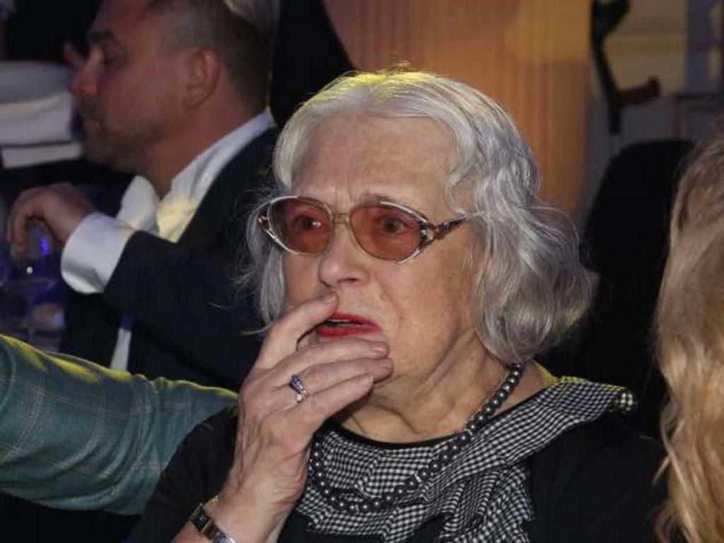 Федосеева-Шукшина не хочет уходить в вечность к Василию Макаровичу супругой Алибасова