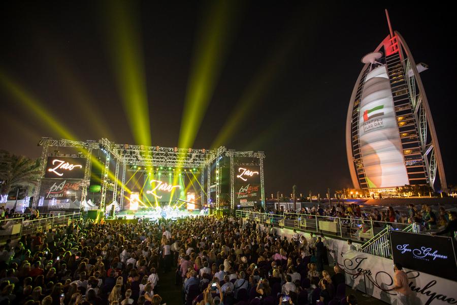 """Аллу Пугачеву так и не пригласили на ежегодный фестиваль """"Парус"""", который проходил в Дубае"""