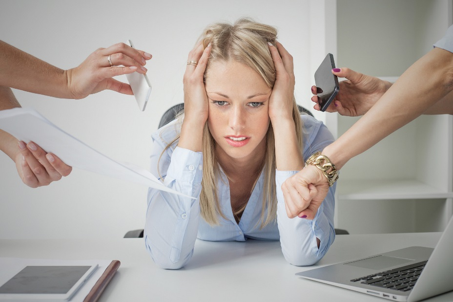 Как побороть стресс, не прибегая к помощи специалистов