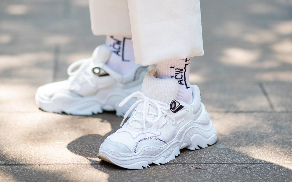 """""""Папины кроссовки"""" – тренд, который перевернул мир моды"""