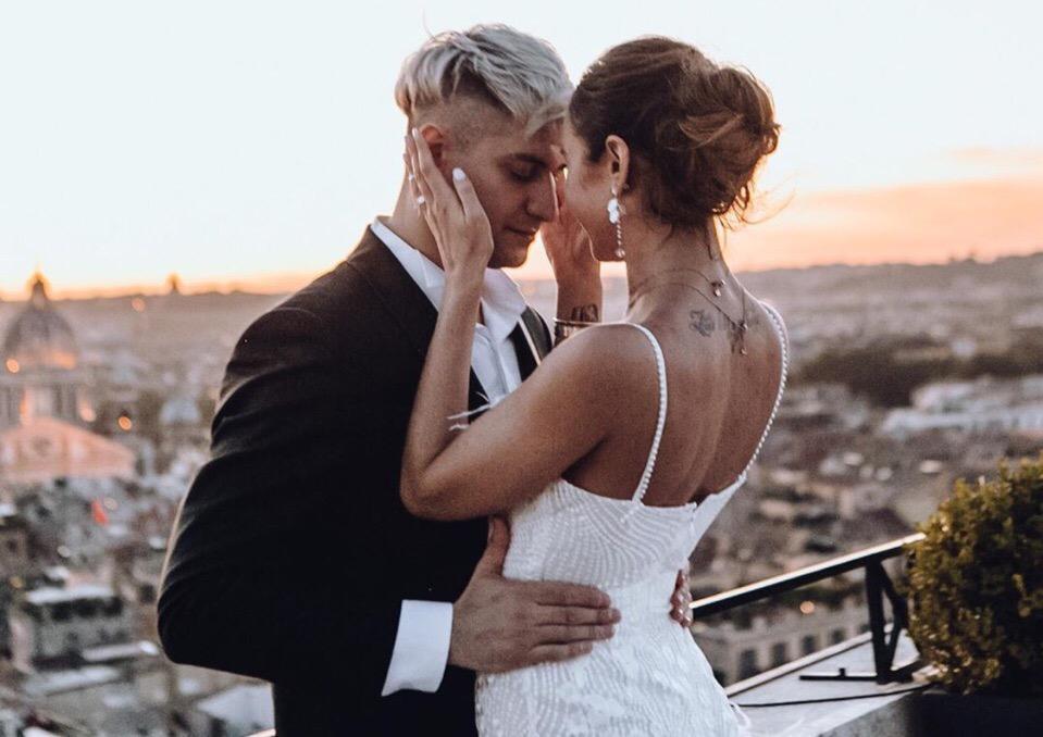 Ольга Бузова и Давид Манукян сыграли свадьбу на Мальдивах