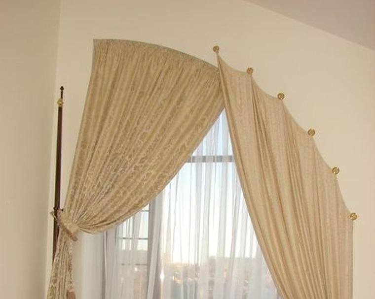 Оригинальные решения для оформления окна